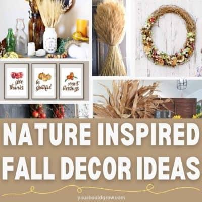 10 Trending Fall Decorating Ideas