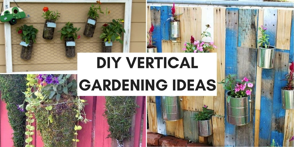 20 Vertical Gardening Ideas Grow More In Less Space You Should Grow