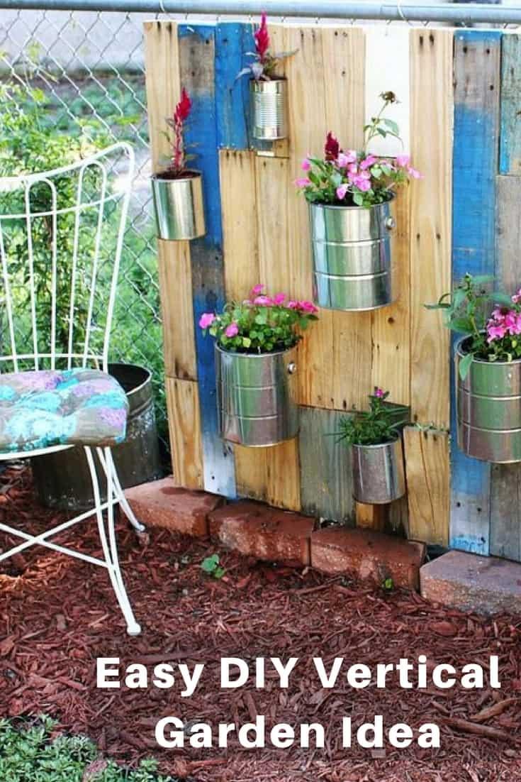 20 DIY Vertical Garden Ideas To Drastically Increase Your Growing ...