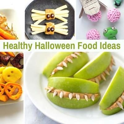 21 Of The Cutest Healthy Halloween Food Ideas
