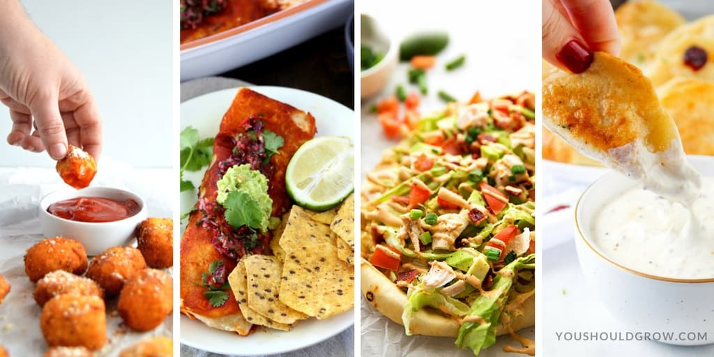 Thanksgiving Leftover Recipes - Appetizers