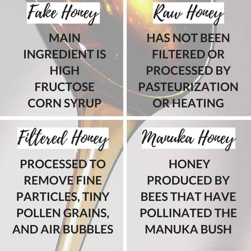 Honey healing properties and home remedies