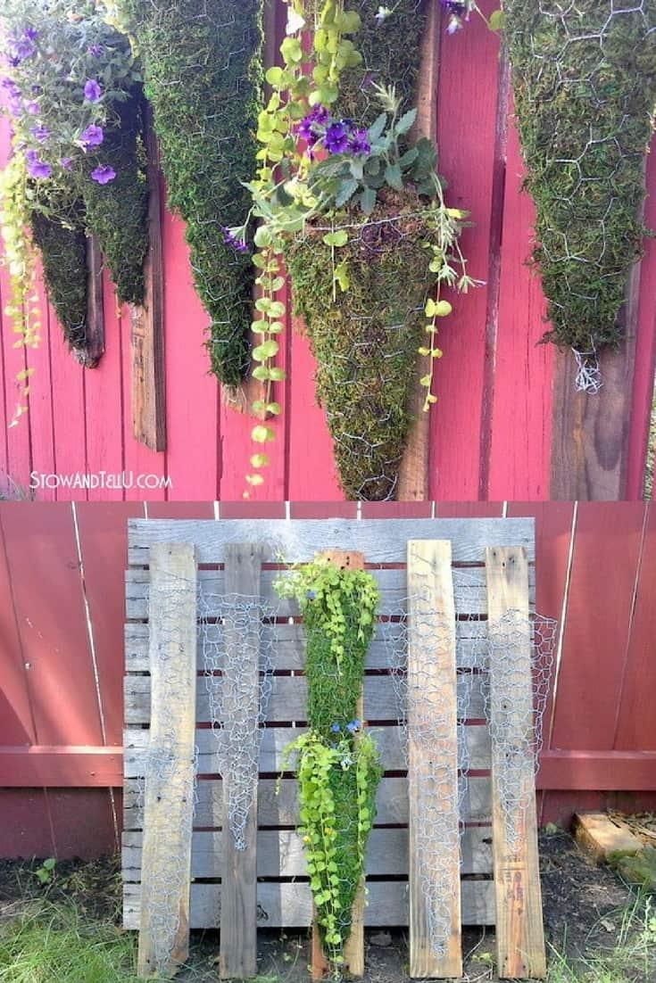 20 DIY Vertical Garden Ideas To Drastically Increase Your ...