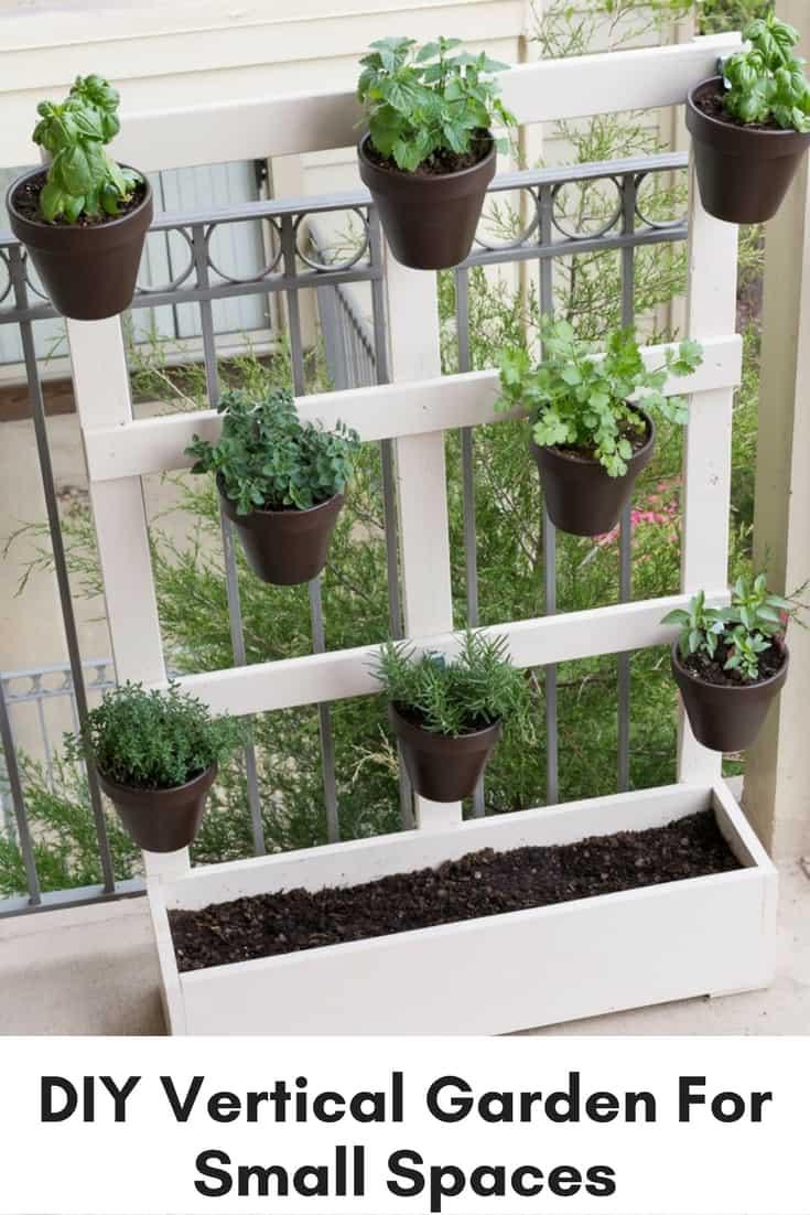 Superbe Diy Vertical Garden For Patio