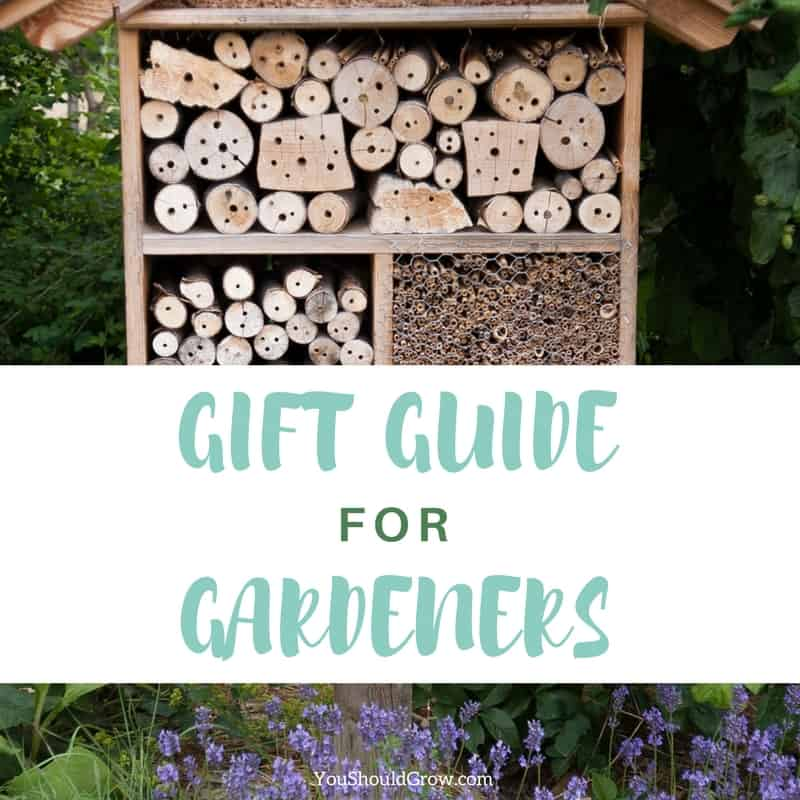 Gift Guide For Gardeners: 16 Unique and Useful Ideas