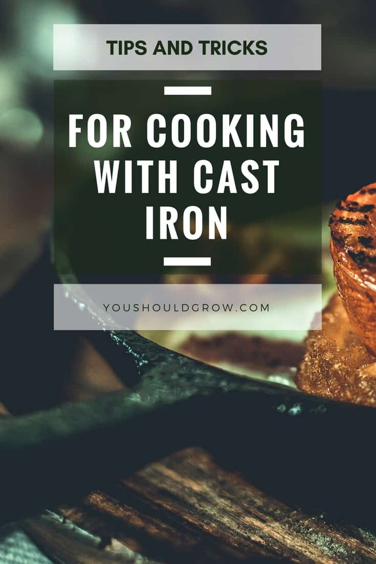 Cast iron skillet cooking and care: tips and tricks for cooking with cast iron